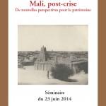 Visuel couv Mali post crise
